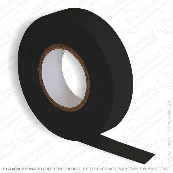 G02) Tape Insulation 20M PVC black (Single)