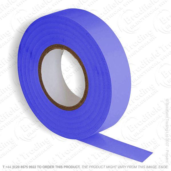 G02) Tape Insulation 20M PVC blue (Single)