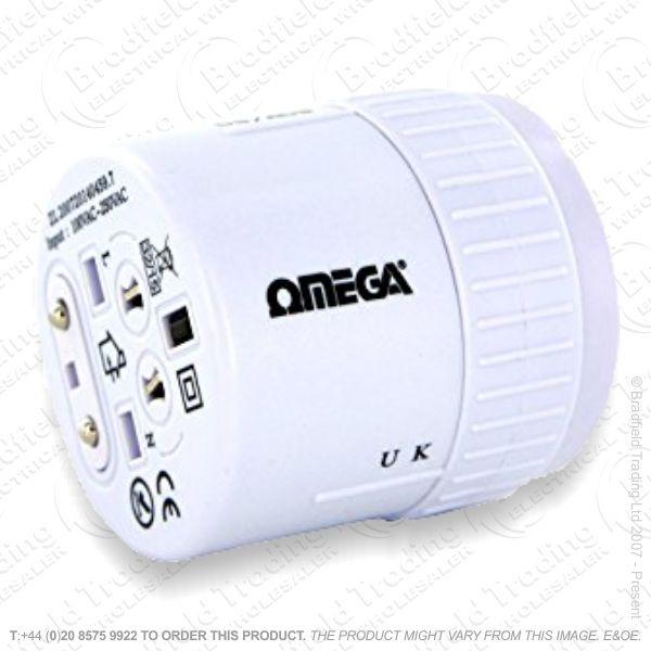 F11) World Travel Adapter ULTRA MAX