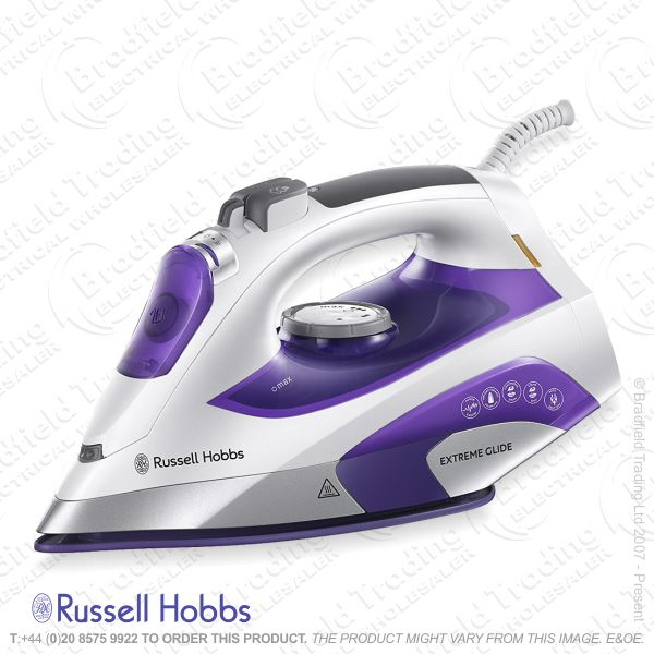 C11) Extreme Glide Iron 2400w Rusell HOBBS