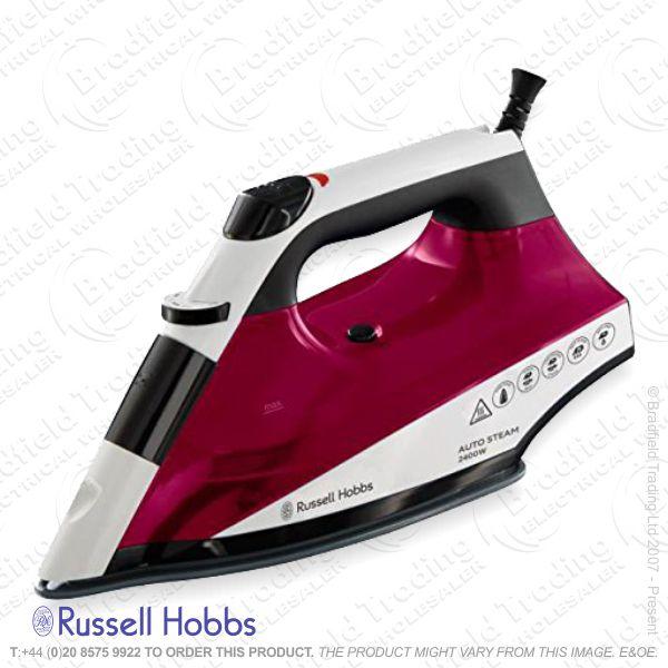 C11) Autosteam Pro Iron 2400w Rusell HOBBS