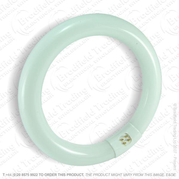 A67) Circular T9 c840 4pin 22W Coolwhite