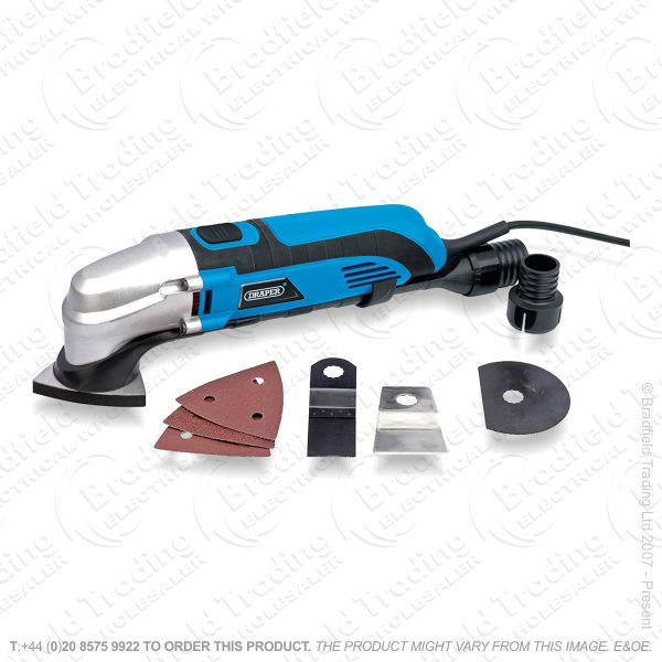 G27) Multi Tool Kit Oscillating 250w 230v DRA