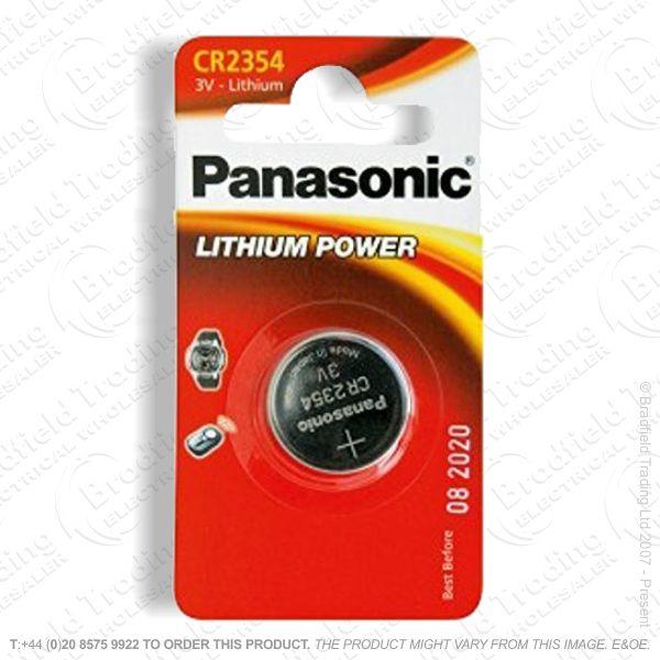 Battery CR2354 3V Lithium PANASONIC