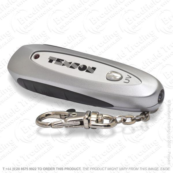 E36) Money Detector UV/Magnetic Keyring