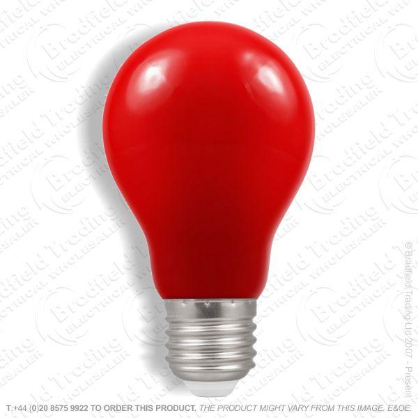 A02) GLS col ES Red 25W CRO