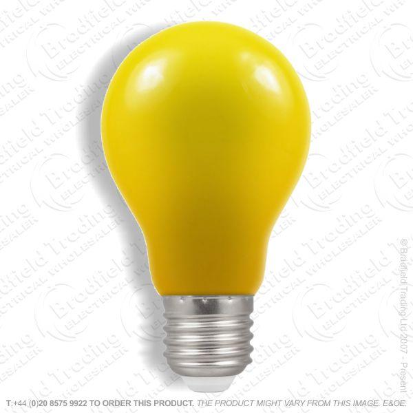A02) GLS col ES Yellow 25W CRO