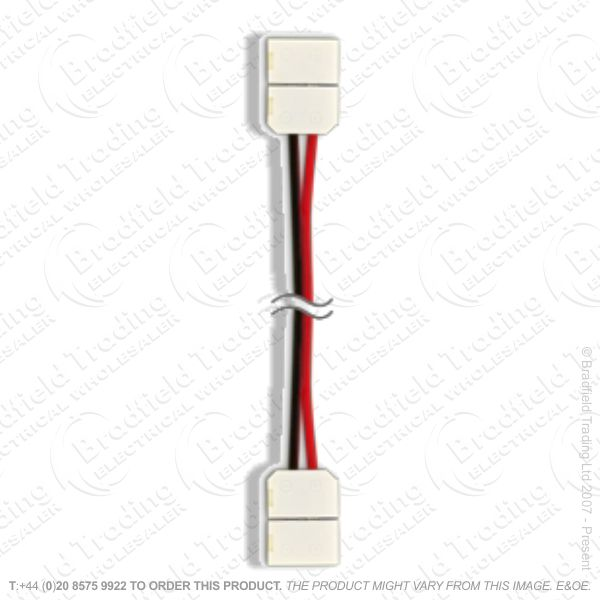 D13) LED Flexible Coupler for 8mm Strip (pk 5