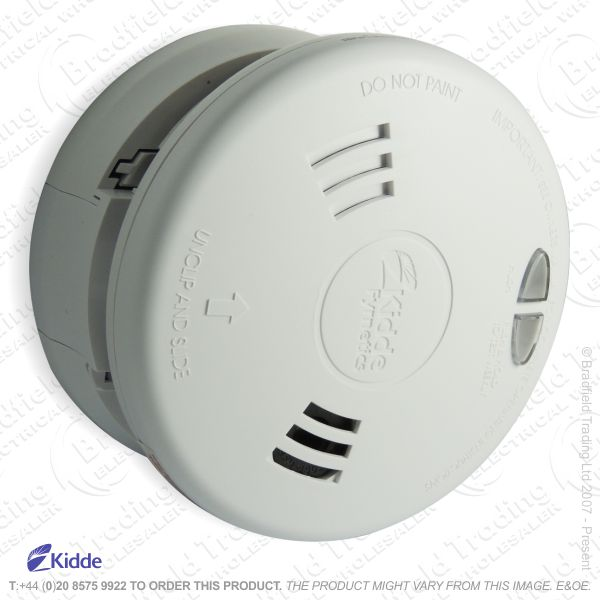 I04) Kiddie Slick Optical AC Alarm