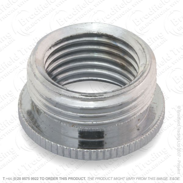 B03) Reducer .5  - 10mm Chrome LIL