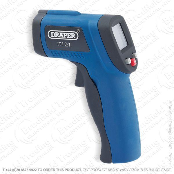 G53) Gun Infrared Thermometer 15101 DRAPER