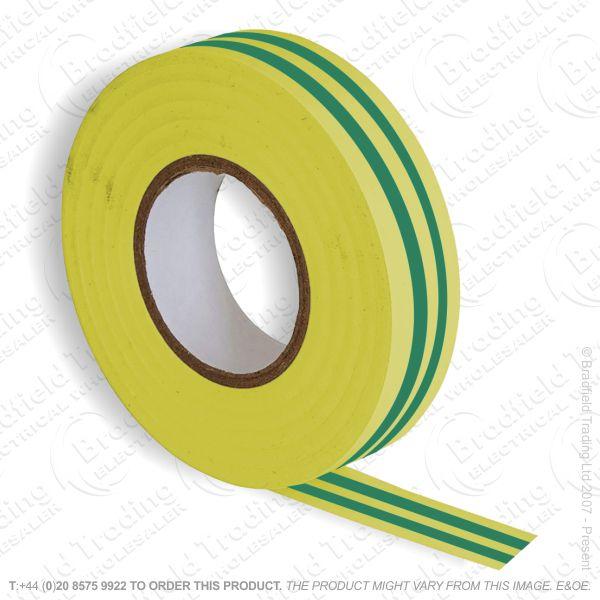 G02) Tape Insulation 33M Gren yellow (Single)