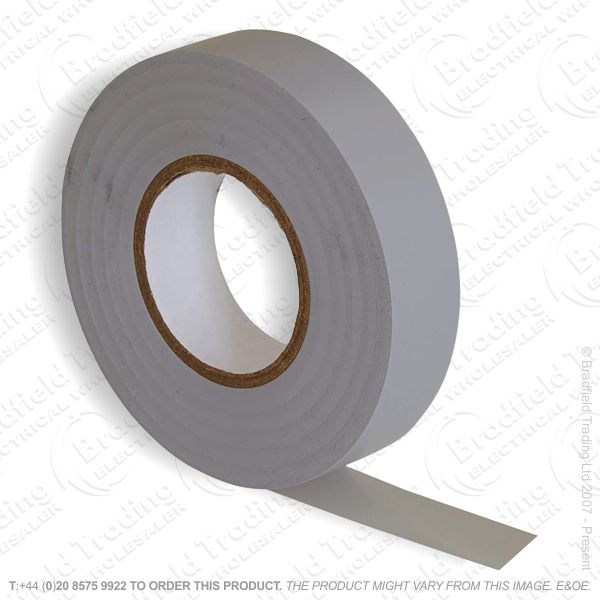 G02) Tape Insulation 33M PVC Grey (Single)