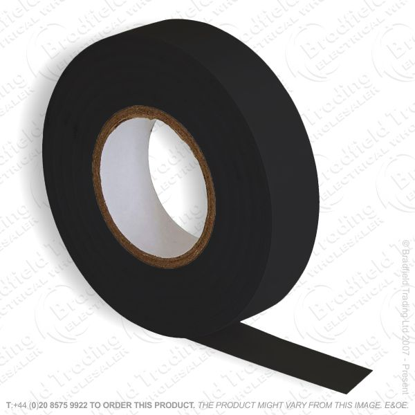 G02) Tape Insulation 33Mx50mm PVC black