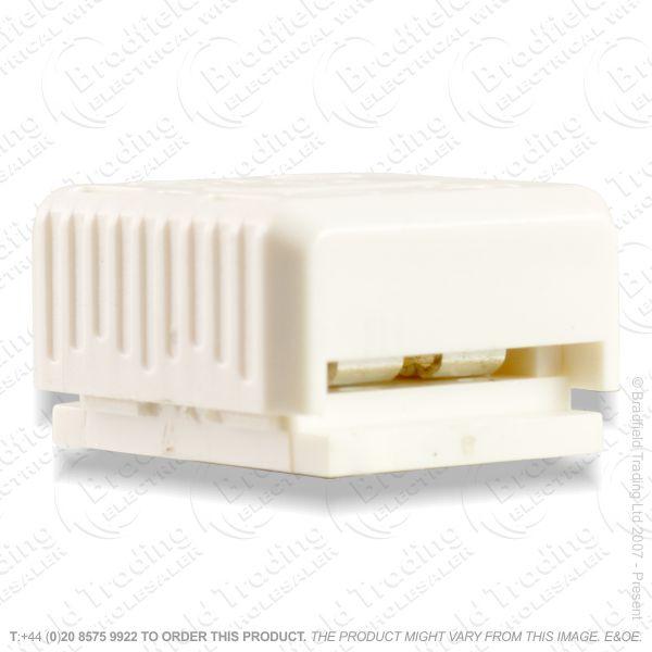 D13) LED Flexible Block Connector 10mm Pk5