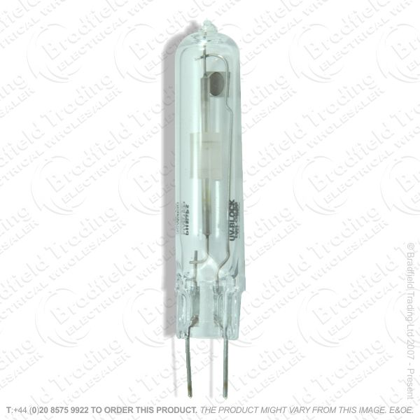 A76) Metal Halide  Cap 942 G8.5 35W PHILIP