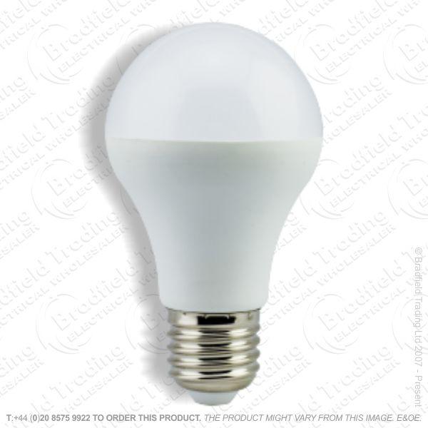 A20) 6.5W LED GLS ES 27k 240V CROMPTON