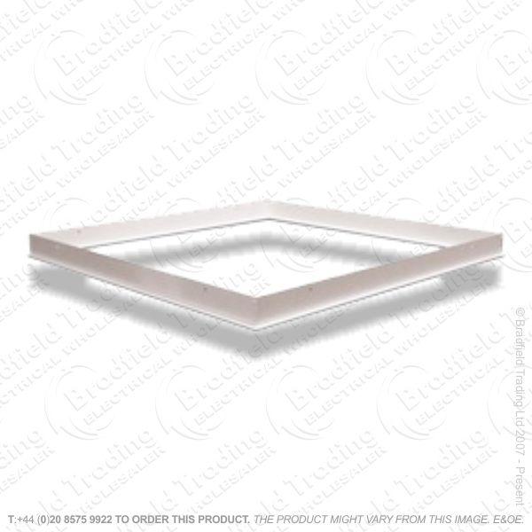 B41) Surface Mount Frame for Edgelit Panel IN