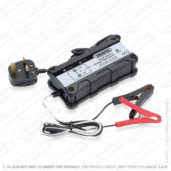 G54) Car Battery Charger 12V Maintainer DRA