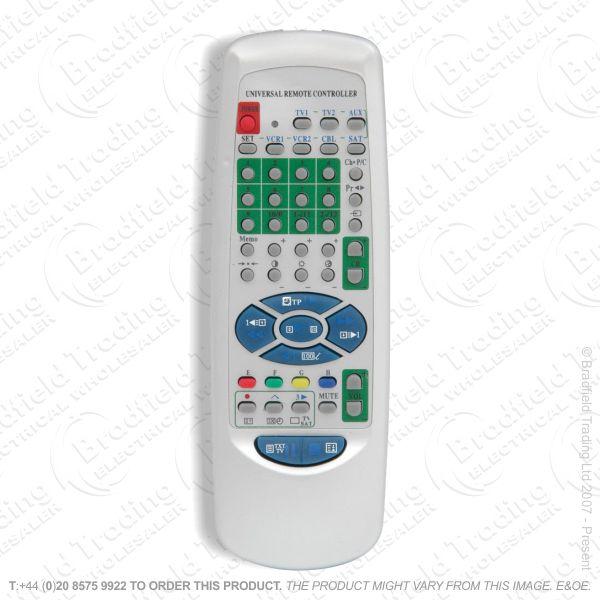 E19) Remote Control TV Video DVD 8in1 149.503