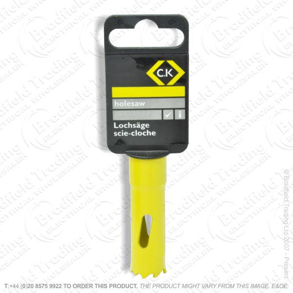 G32) Hole Saw Cutter 16mm CK HSS