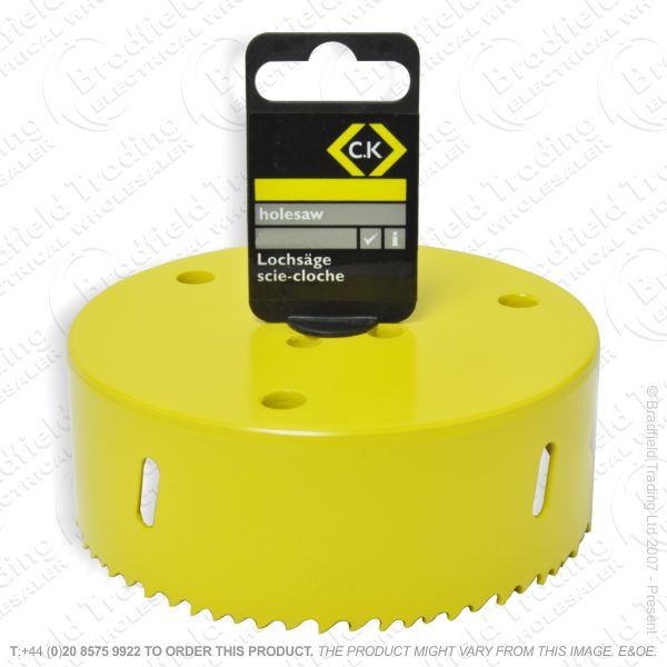 G32) Hole Saw Cutter 89mm CK HSS