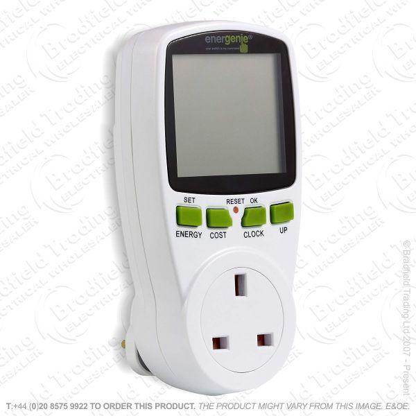 Energie Power Meter Plug in