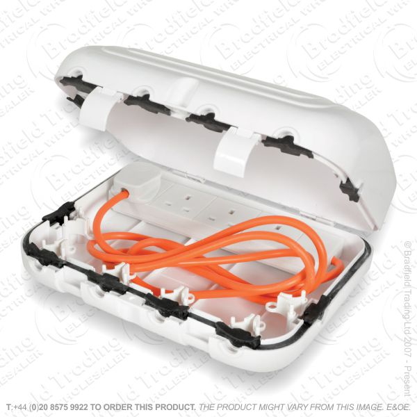 Outdoor Multi Connector Box IP64 4g 2M