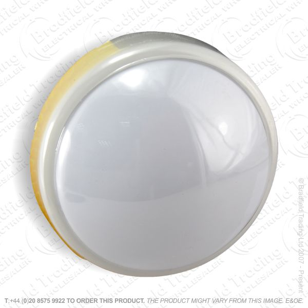 B09) Touch Light Battery white 130mmDia