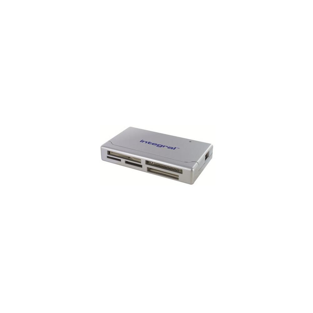 USB Memory Card Reader 12in1 INTEGRAL
