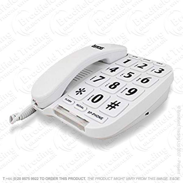 Telephone Desk Jumbo Button BENROSS