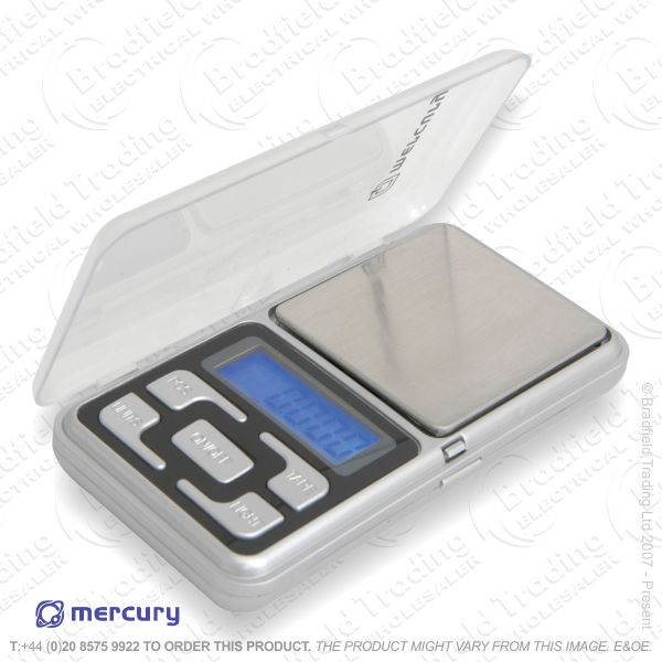 C07) Scales Digital Pocket 300g 456.059