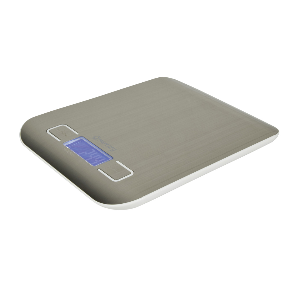 Scales Digital Kitchen 5Kg Stainless Steel