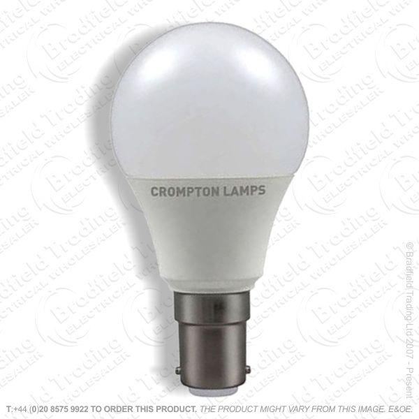 A32) LED Golf 5.5W SBC 27k 240V CROMPTON