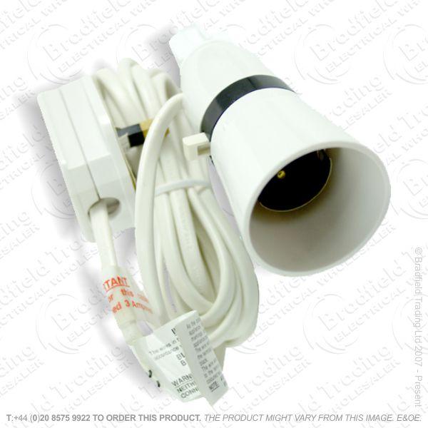 B09) Lamp Holder Bottle Adaptor BC loose