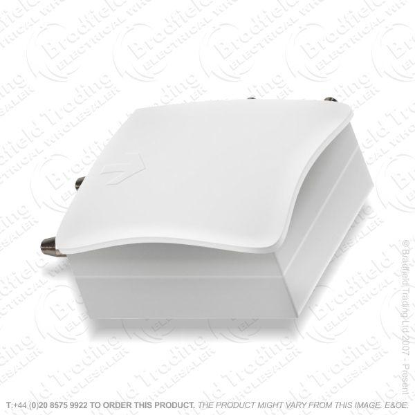 LED Mini Link Light Left Bend Adaptor CRO