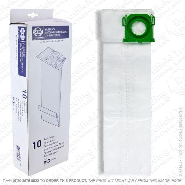 C16) Hoover Bagx10 Sebo X/C series