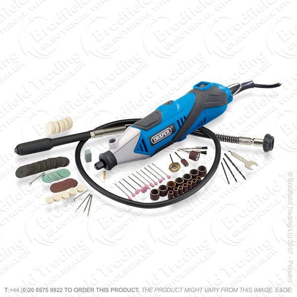 G27) Multi Tool Kit 135w 230v DRAPER