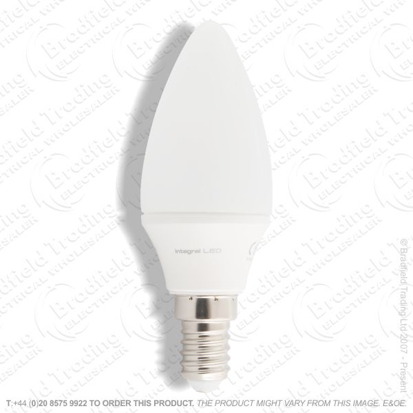 A30) 5.6W Candle Opal SES 5K LED Dimm INTEGRA