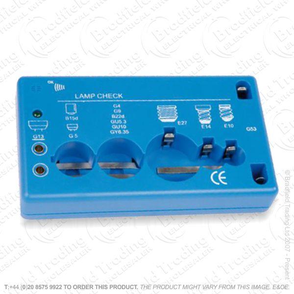 G52) Lamp Tester Universal MERCURY