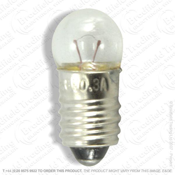 A85) Torch Spare Bulb MES 2.5V Single