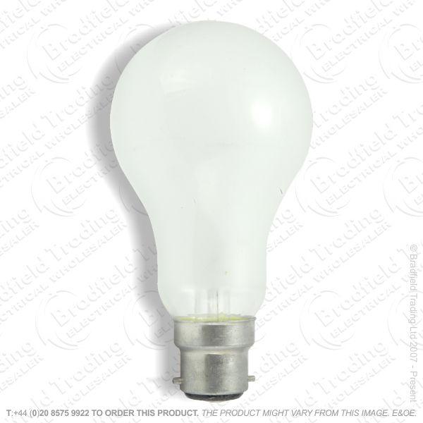 A02) GLS BC pearl 60W 110V CRO