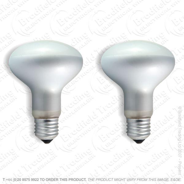 A09) Reflector R63 ES 60W Bulb