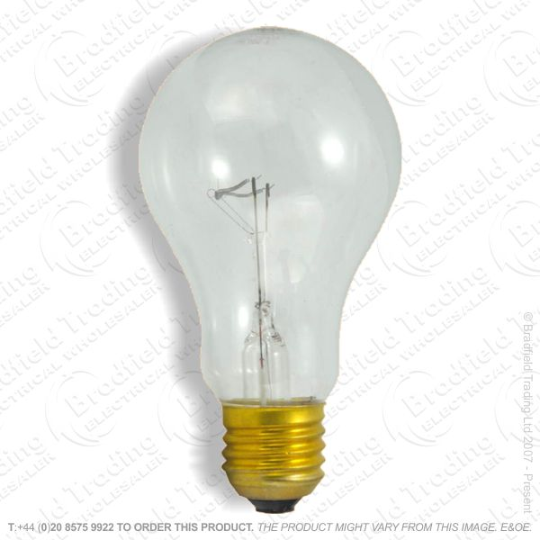 A87) Oven 300deg 60W ES GLS Lamp