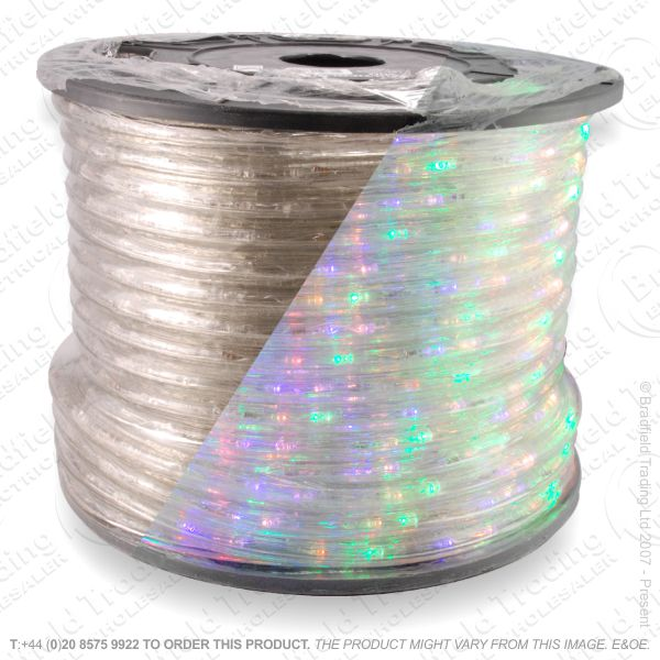 D14) Ropelight LED Flex Static Multi 1 Meter
