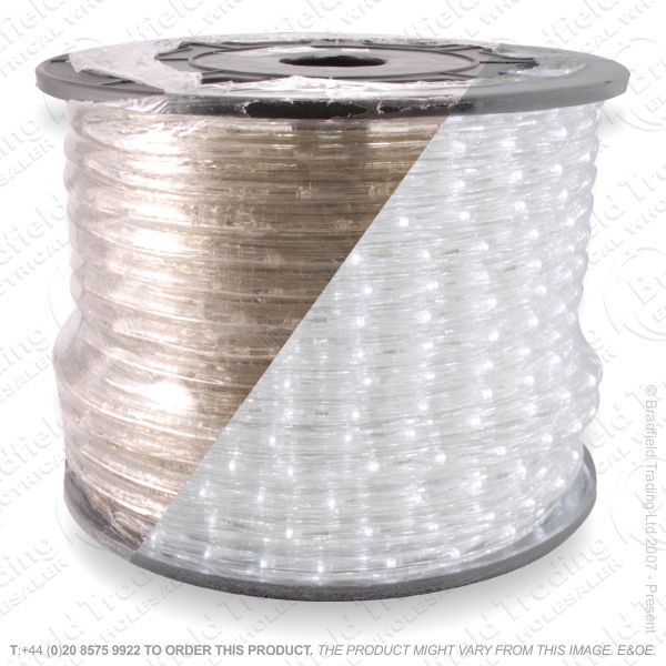 D14) Ropelight LED Flex Static Cool White 1M