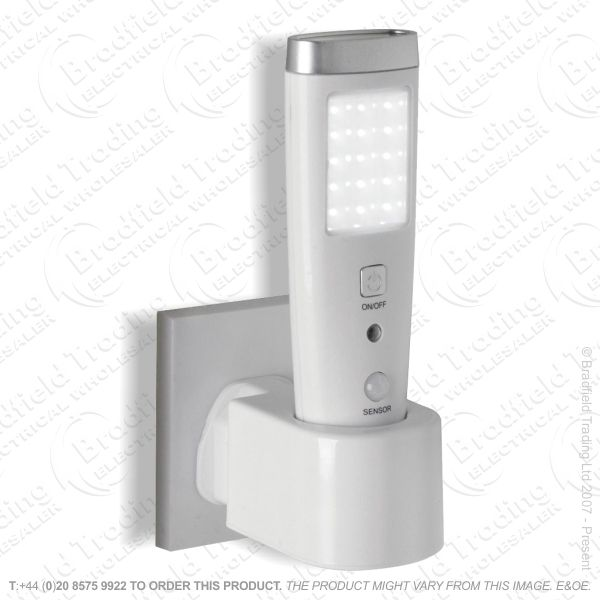 Emergency LED Rechargable Night Light