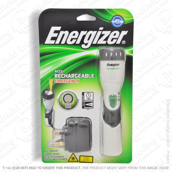 E44) LED Rubber Eme Torch ENERGIZER
