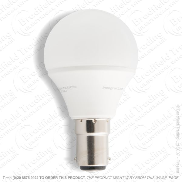 A33) 3.5W Golf Opal B15 SBC 2700k LED INT