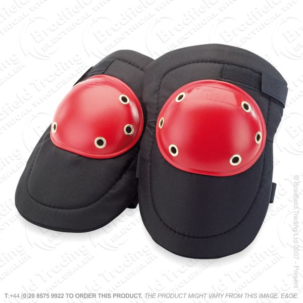 G49) Knee Pads Red Line DRAPER